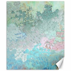 Pastel Garden Canvas 8  X 10  by theunrulyartist
