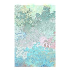 Pastel Garden Shower Curtain 48  X 72  (small)  by theunrulyartist