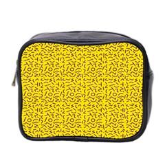 Abstract art  Mini Toiletries Bag 2-Side