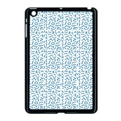 Abstract Art  Apple Ipad Mini Case (black) by ValentinaDesign