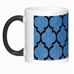 Tile1 Black Marble & Blue Colored Pencil (r) Morph Mug by trendistuff