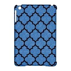 Tile1 Black Marble & Blue Colored Pencil (r) Apple Ipad Mini Hardshell Case (compatible With Smart Cover) by trendistuff
