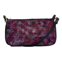 Pink Texture                 Shoulder Clutch Bag by LalyLauraFLM