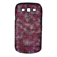 Pink Texture           Samsung Galaxy S Ii I9100 Hardshell Case (pc+silicone) by LalyLauraFLM