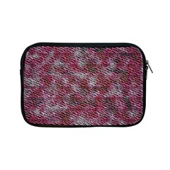 Pink Texture           Apple Ipad Mini Protective Soft Case by LalyLauraFLM