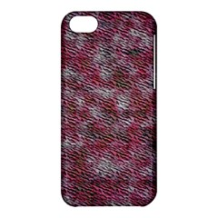 Pink Texture           Apple Iphone 5s Hardshell Case by LalyLauraFLM