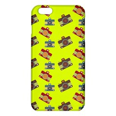 Camera Pattern          Iphone 6/6s Tpu Case by LalyLauraFLM