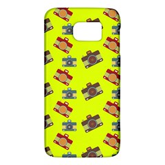Camera pattern          HTC One M9 Hardshell Case by LalyLauraFLM