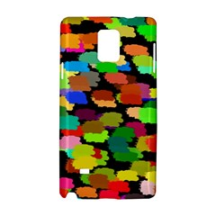 Colorful Paint On A Black Background           Apple Iphone 6 Plus/6s Plus Leather Folio Case by LalyLauraFLM