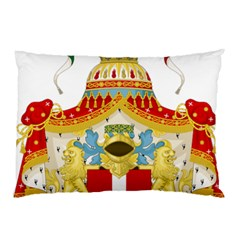 Coat Of Arms Of The Kingdom Of Italy Pillow Case by abbeyz71