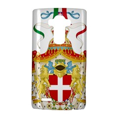 Coat Of Arms Of The Kingdom Of Italy Lg G4 Hardshell Case by abbeyz71