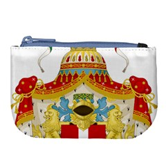 Coat Of Arms Of The Kingdom Of Italy Large Coin Purse by abbeyz71