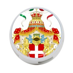 Coat of Arms of The Kingdom of Italy 4-Port USB Hub (Two Sides)  by abbeyz71