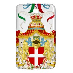 Coat Of Arms Of The Kingdom Of Italy Samsung Galaxy Tab 3 (7 ) P3200 Hardshell Case  by abbeyz71
