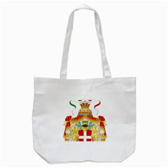 Coat Of Arms Of The Kingdom Of Italy Tote Bag (white) by abbeyz71