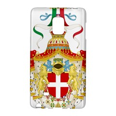 Coat Of Arms Of The Kingdom Of Italy Galaxy Note Edge by abbeyz71