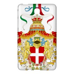 Coat Of Arms Of The Kingdom Of Italy Samsung Galaxy Tab 4 (7 ) Hardshell Case  by abbeyz71