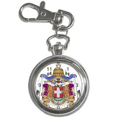 Greater Coat Of Arms Of Italy, 1870 1890  Key Chain Watches by abbeyz71