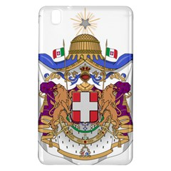 Greater Coat Of Arms Of Italy, 1870 1890  Samsung Galaxy Tab Pro 8 4 Hardshell Case by abbeyz71
