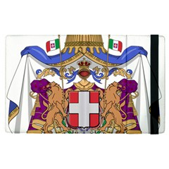 Greater Coat Of Arms Of Italy, 1870 1890  Apple Ipad Pro 9 7   Flip Case