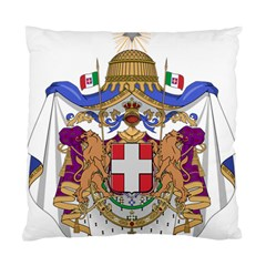 Greater Coat Of Arms Of Italy, 1870 1890 Standard Cushion Case (one Side) by abbeyz71