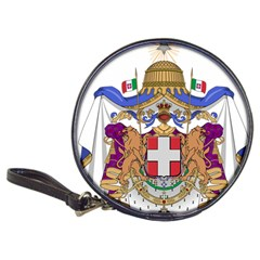 Greater Coat Of Arms Of Italy, 1870 1890 Classic 20 Cd Wallets by abbeyz71