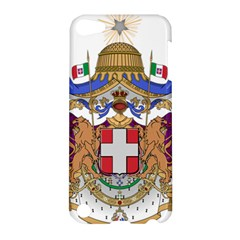 Greater Coat Of Arms Of Italy, 1870 1890 Apple Ipod Touch 5 Hardshell Case by abbeyz71
