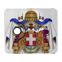Greater Coat Of Arms Of Italy, 1870 1890 Galaxy S3 (flip/folio) by abbeyz71