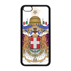Greater Coat Of Arms Of Italy, 1870 1890 Apple Iphone 5c Seamless Case (black) by abbeyz71