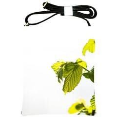 Leaves Nature Shoulder Sling Bags by Nexatart