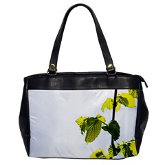 Leaves Nature Office Handbags by Nexatart