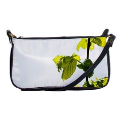 Leaves Nature Shoulder Clutch Bags