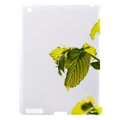 Leaves Nature Apple Ipad 3/4 Hardshell Case (compatible With Smart Cover) by Nexatart