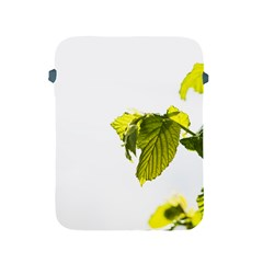 Leaves Nature Apple Ipad 2/3/4 Protective Soft Cases by Nexatart