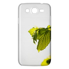 Leaves Nature Samsung Galaxy Mega 5 8 I9152 Hardshell Case  by Nexatart