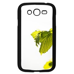Leaves Nature Samsung Galaxy Grand Duos I9082 Case (black)