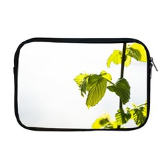 Leaves Nature Apple Macbook Pro 17  Zipper Case by Nexatart