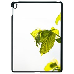 Leaves Nature Apple Ipad Pro 9 7   Black Seamless Case