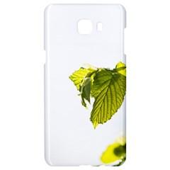 Leaves Nature Samsung C9 Pro Hardshell Case  by Nexatart