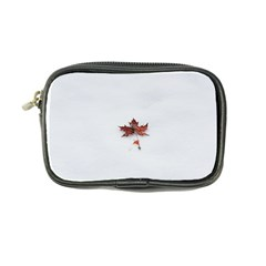 Winter Maple Minimalist Simple Coin Purse