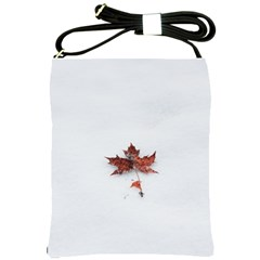 Winter Maple Minimalist Simple Shoulder Sling Bags by Nexatart