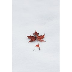 Winter Maple Minimalist Simple 5 5  X 8 5  Notebooks
