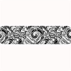 Gray Scale Pattern Tile Design Large Bar Mats by Nexatart