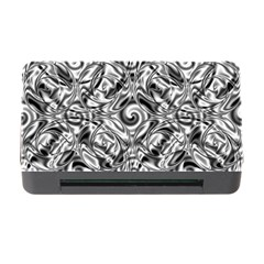 Gray Scale Pattern Tile Design Memory Card Reader With Cf by Nexatart