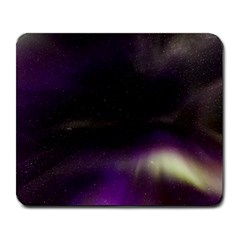 The Northern Lights Nature Large Mousepads by Nexatart