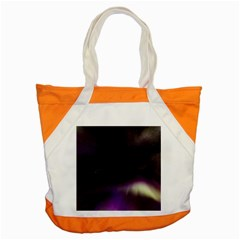 The Northern Lights Nature Accent Tote Bag by Nexatart