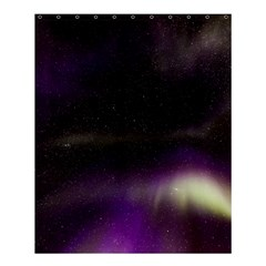 The Northern Lights Nature Shower Curtain 60  X 72  (medium)