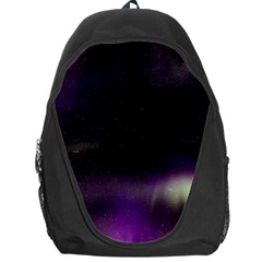 The Northern Lights Nature Backpack Bag by Nexatart