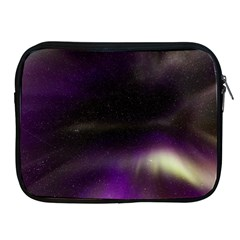 The Northern Lights Nature Apple Ipad 2/3/4 Zipper Cases by Nexatart
