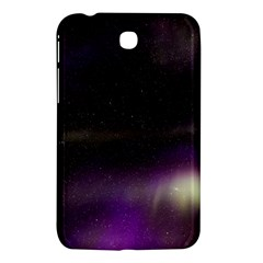 The Northern Lights Nature Samsung Galaxy Tab 3 (7 ) P3200 Hardshell Case  by Nexatart